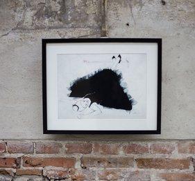 Print Ballerine av Lisa W Breitholtz