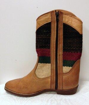 Kelimboots i cowboystil från Keliboots