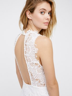 Daydream Dress White från Free People
