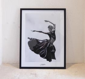 Dancer Print