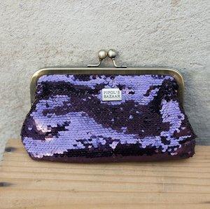 Fiesta Glimmer Purse Purple från Pipol's Bazaar